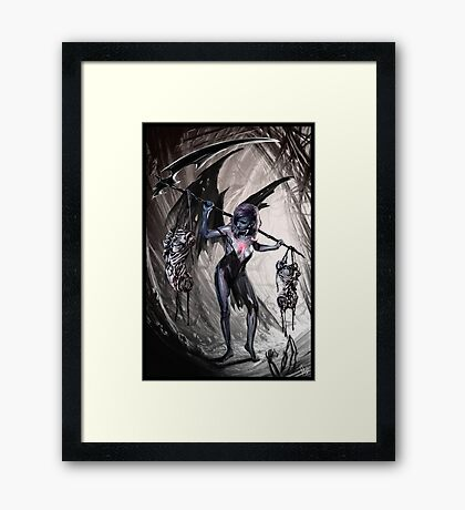 Angels of Death 006 Framed Print