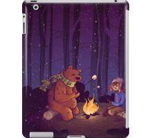 Campfire  iPad Case/Skin