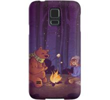 Campfire  Samsung Galaxy Case/Skin