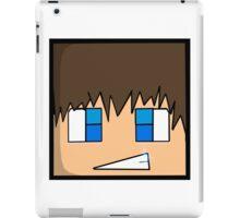 Minecraft head  iPad Case/Skin