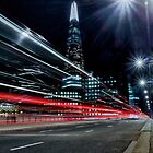 The Shard Viewed from London Bridge by Ruski