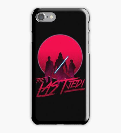 The Last Jedi VIII  iPhone Case/Skin