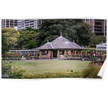 Royal Botanic Garden  Sydney Poster