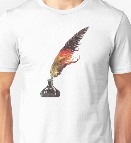 Glactic Quill Unisex T-Shirt