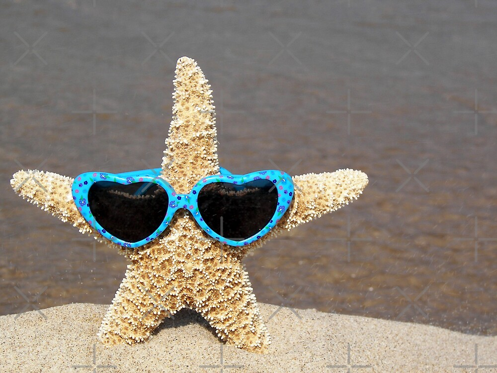 Cool Shades by Maria Dryfhout