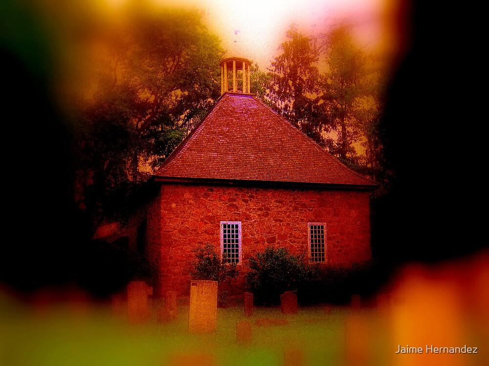 Spooky House by Jaime Hernandez