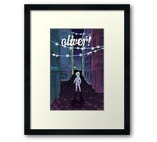 Oliver! Framed Print