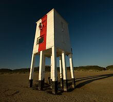 Burnham-on-sea lighthouse by Rob Corbett