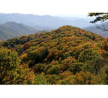 Great Smoky Mountain National Park Photographic Print