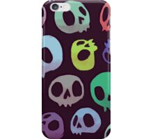 Skulls iPhone Case/Skin
