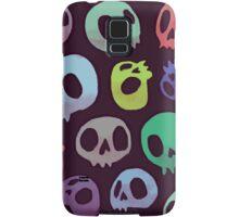 Skulls Samsung Galaxy Case/Skin