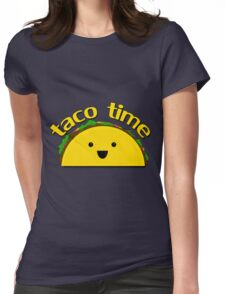 Taco Timegw Womens Fitted T-Shirt