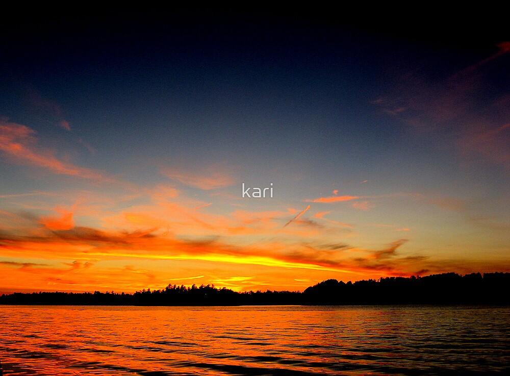 A Glimpse of Heaven by kari