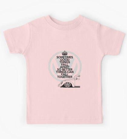 VW Good things Kids Tee