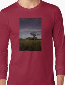 The Rihanna Tree, And Cloud! Long Sleeve T-Shirt