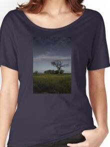 The Rihanna Tree, And Cloud! Women's Relaxed Fit T-Shirt
