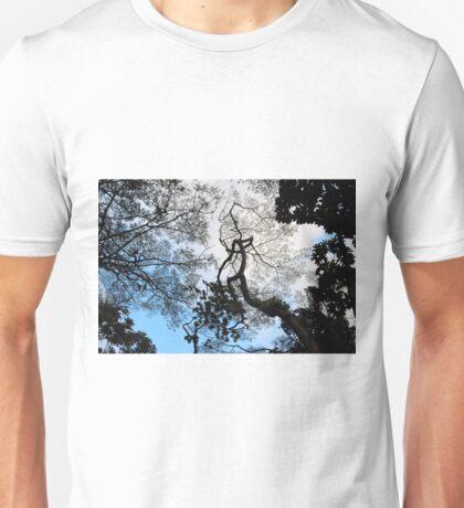 Hawaiian rainforest  Unisex T-Shirt