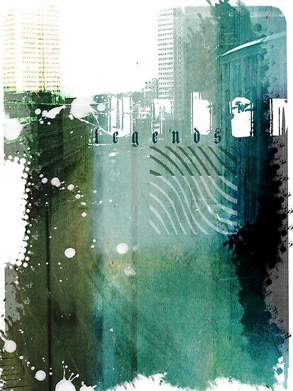 Urban Legends by Faizan Qureshi