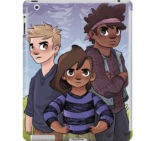 OUTGROUP - tough kids iPad Case/Skin