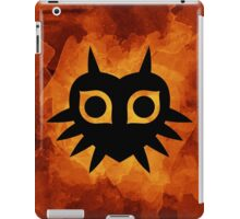 Majora's Mask Silhouette iPad Case/Skin
