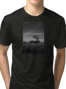 Rihanna Tree, Monochrome! Tri-blend T-Shirt