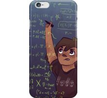 Romy + Math iPhone Case/Skin
