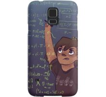 Romy + Math Samsung Galaxy Case/Skin
