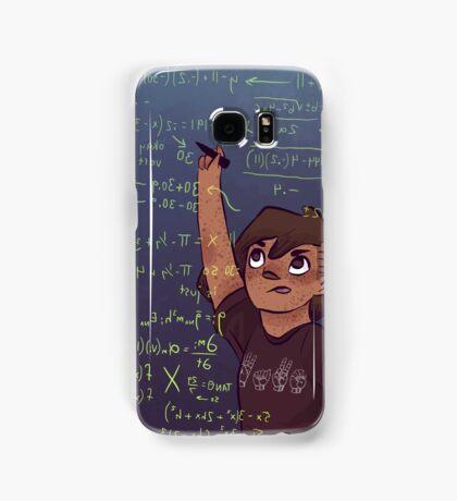 Romy + Math Samsung Galaxy Case/Skin