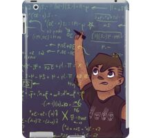 Romy + Math iPad Case/Skin