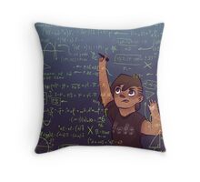 Romy + Math Throw Pillow