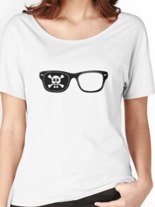 Hipster Pirate Women's Relaxed Fit T-Shirt