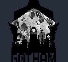 Gotham by Vitalitee