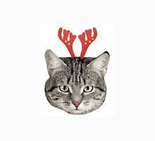 Red Nose Reindeer Cat! Unisex T-Shirt