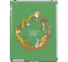 The Legend of Zelda: Ocarina of Time iPad Case/Skin