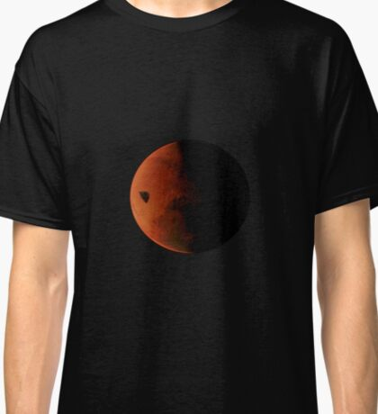 Escape Pod On Mars Orbit Classic T-Shirt