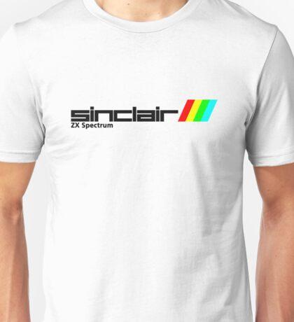 Sinclair ZX Spectrum 80s Logo Unisex T-Shirt
