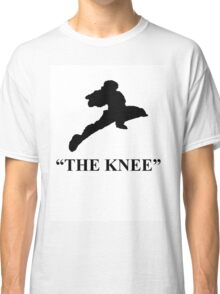 "Captain Falcon ""The Knee"" Classic T-Shirt"