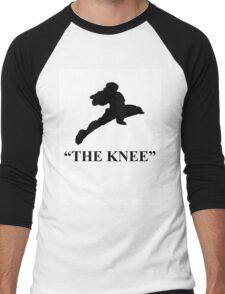 "Captain Falcon ""The Knee"" Men's Baseball ¾ T-Shirt"
