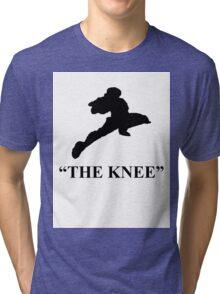 "Captain Falcon ""The Knee"" Tri-blend T-Shirt"
