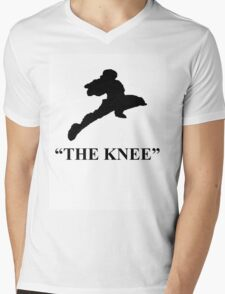 "Captain Falcon ""The Knee"" Mens V-Neck T-Shirt"