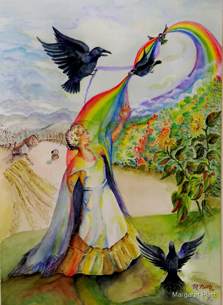 RAINBOWS FOR GRAMMA by Margaret Platt