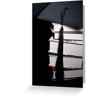Graduation From Education Greeting Card