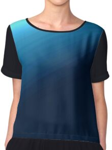Edge of Existence  Chiffon Top
