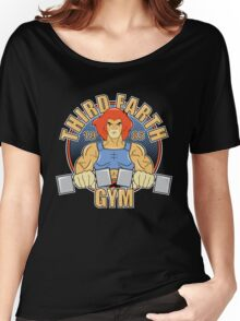 Third Earth Gym Women's Relaxed Fit T-Shirt
