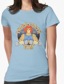 Third Earth Gym Womens Fitted T-Shirt