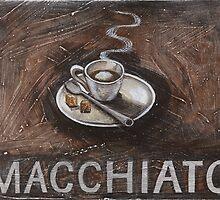 macchiato by Sarina Tomchin