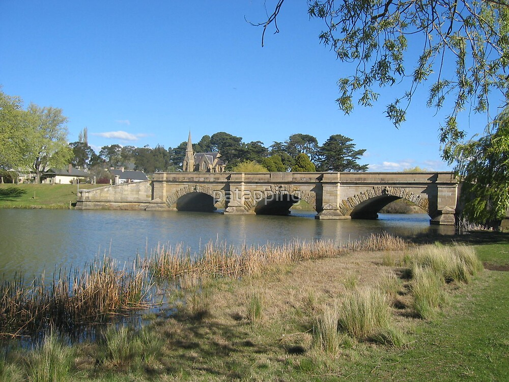 Ross Bridge Tasmania by patapping