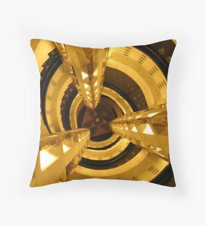 Atlantis Vertigo Throw Pillow