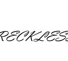 Black Gems - Reckless by DrippinDesign