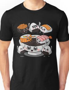 Sushi Rock! Unisex T-Shirt